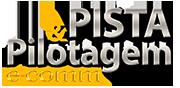 Pista e Pilotagem Logotipo